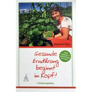 Kochbuch: Gesundheit beginnt im Kopf